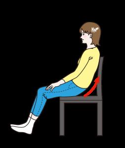 腰痛セルフケア写真⑦