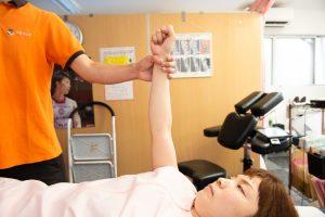 筋力検査①