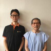 市川市にお住いのR・M様(男性/80代)