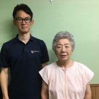 市川市にお住いのT・K様(女性/主婦/78歳)